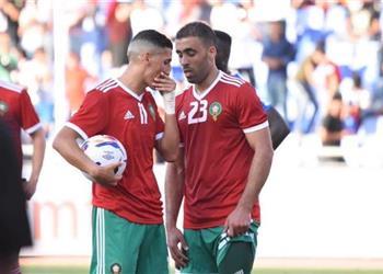 تقارير: عبد الرزاق حمد الله قد يعود إلى منتخب المغرب قبل أمم إفريقيا