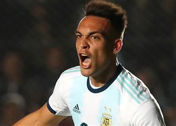 لوتارو مارتينيز بعد التعادل أمام باراجواي: تنتظرنا مباراة صعبة وعلينا حسم التأهل