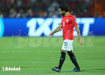منتخب مصر يدرس الدفع بـ محمد صلاح كمهاجم صريح أمام الكونغو في كأس أمم إفريقيا