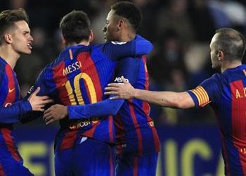 سواريز: أتمنى أن يعود نيمار إلى برشلونة