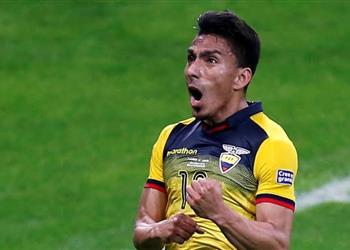 فيديو.. أنخيل مينا يسجل هدف التعادل للإكوادور أمام اليابان في كوبا أمريكا