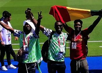 تشكيل مباراة نيجيريا وغينيا بأمم إفريقيا.. أحمد موسى يقود هجوم النسور ونابي كيتا أساسي مع الأفيال