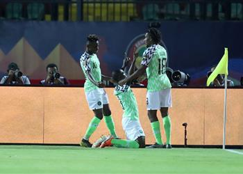 نيجيريا تحصد المركز الثالث بـ كأس أمم إفريقيا للمرة الثامنة في تاريخها