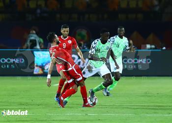 غيلان الشعلالي يوجه رسالة لجماهير تونس بعد الخسارة أمام نيجيريا