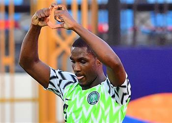 بعد تتويجه بهداف أمم إفريقيا 2019.. رسميًا | إيجالو يعتزل اللعب الدولي مع منتخب نيجيريا