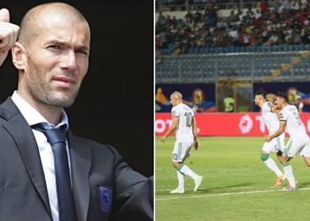 زيدان يهنئ الجزائر بعد الفوز بأمم إفريقيا ويبعث رسالة لشقيقه المتوفي