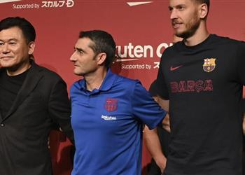 فالفيردي قبل بداية الجولة الآسيوية: هدفنا الفوز دائمًا بأسلوب برشلونة المعروف