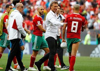 عاجل  رينارد يعلن رحيله عن تدريب منتخب المغرب