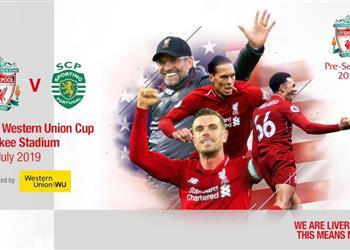 موعد والقناة الناقلة مباراة ليفربول وسبورتنج لشبونة الودية اليوم