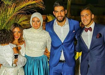 اليوم.. حفل زفاف رمضان صبحي على ابنة