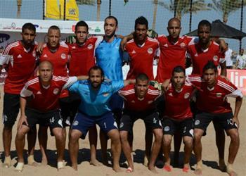 رسميًا.. مصر تفوز بتنظيم أمم إفريقيا للكرة الشاطئية