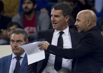 المدير الرياضي لبرشلونة يعلق على خلاف نيمار وكافاني