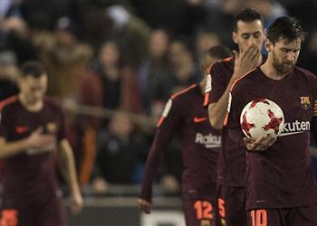 إصابة جديدة تضرب صفوف برشلونة