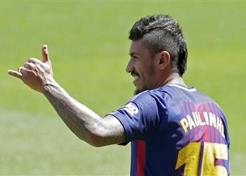 نجم برشلونة الأكثر تأييدًا لصفقة باولينيو