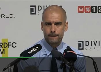 تصريحات.. جوارديولا يتفاجئ من سعر تعاقد ريال مدريد مع فينيوس
