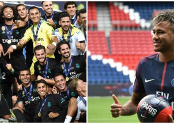 بالأرقام.. كم لاعب من ريال مدريد يساوي صفقة نيمار