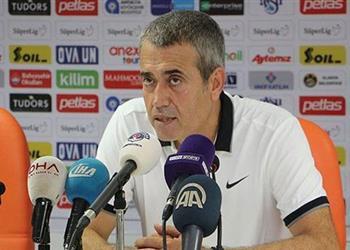 مدرب قاسم باشا يتحدث عن التعادل مع بشكتاش ويُثني على اللاعبين الجُدد