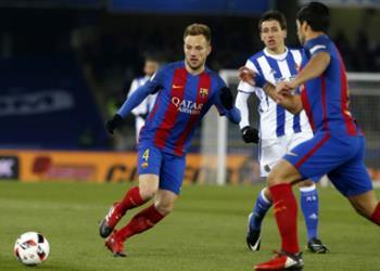 تصريحات .. راكيتيتش : غير سعيد في برشلونة وعلى إنريكي أن يعلم ذلك