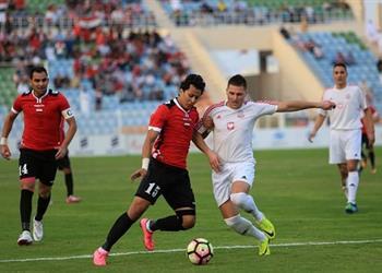 موعد مباراة مصر وكندا في كأس العالم العسكرية والقناة الناقلة