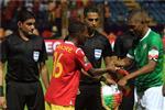 فيفا يختار أمين عمر في قائمة حكام كأس العالم للناشئين