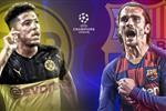 ميسي وفاتي وجريزمان.. 3 غايات مختلفة لثلاثي برشلونة ضد دورتموند اليوم في دوري أبطال أوروبا