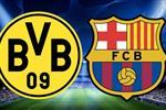 موعد والقناة الناقلة لمباراة برشلونة وبوروسيا دورتموند في دوري أبطال أوروبا اليوم