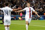 فيديو.. مونييه يسجل الهدف الثالث لباريس سان جيرمان أمام ريال مدريد في دوري أبطال أوروبا