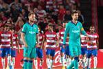 بعد هزيمته أمام غرناطة.. جماهير ليفربول: لقد كسرنا برشلونة!