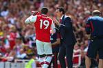 إيمري: نيكولاس بيبي لازال بحاجة للتأقلم مع الدوري الإنجليزي