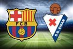 موعد والقناة الناقلة لمباراة برشلونة وإيبار بالدوري الإسباني اليوم