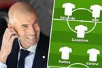 التشكيل المتوقع لمباراة ريال مدريد ومايوركا بالدوري الإسباني اليوم