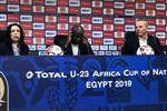 مدرب غانا: أتمنى استمرار أداء مصر على هذا المنوال وسأشجع اللاعبين من أجل مالي