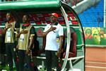 مدرب مالي الأولمبي بعد الخروج من أمم إفريقيا: كنا نأمل في التأهل ومصيري في يد الاتحاد