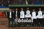 مدرب مصر الأولمبي يحضر مباراة نيجيريا وجنوب إفريقيا