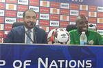 مدرب جنوب إفريقيا: لست منبهرًا بمستوى مصر.. وجئنا للفوز بالبطولة والتأهل للأولمبياد