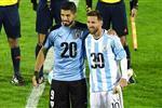 موعد والقناة الناقلة لمباراة الأرجنتين وأوروجواي الودية اليوم