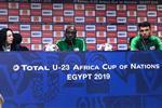 حارس جنوب إفريقيا الأولمبي: سنكرر ما فعله منتخبنا الأول أمام مصر في كأس الأمم
