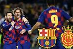 التشكيل المتوقع لمباراة برشلونة ومايوركا في الدوري الإسباني اليوم