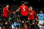 فيديو.. مانشستر يونايتد يخدم ليفربول ويفوز على مانشستر سيتي في الدوري الإنجليزي