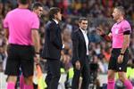 كونتي: علينا التفكير في أنفسنا أمام ميسي وبرشلونة.. وهذا سبيلنا الوحيد للاستمرار في دوري أبطال أوروبا