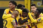 فيديو | فاتي يُنهي أحلام إنتر ميلان بالهدف الثاني لبرشلونة في دوري أبطال أوروبا