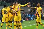تعرف على منافسي برشلونة المحتملين في دور الـ16 من دوري أبطال أوروبا