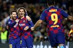التشكيل المتوقع لمباراة برشلونة وريال سوسيداد في الدوري الإسباني اليوم
