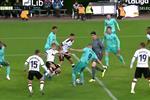 بالفيديو   بنزيما يتعادل لـ ريال مدريد أمام فالنسيا في الوقت القاتل