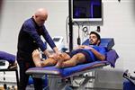 برشلونة يكشف تطورات حالة سواريز بعد جراحة الركبة