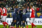 بالفيديو.. باريس سان جيرمان يتأهل لنهائي كأس الرابطة الفرنسية بثلاثية في ستاد ريمس