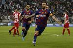 رقمان قياسيان ينتظران ميسي في مباراة برشلونة وفالنسيا اليوم