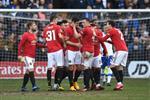 فيديو | مانشستر يونايتد يمزق شباك ترانمير بسداسية ويتأهل لدور الـ16 في كأس إنجلترا