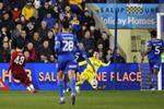 فيديو| ليفربول يتقدم بالهدف الأول على شروزبري في كأس الاتحاد الإنجليزي