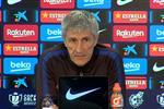 سيتين: أتعامل مع لاعبي برشلونة مثل الأطفال قبل الامتحانات.. وهدفنا الاستحواذ أمام ليجانيس